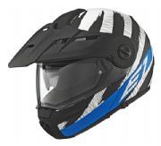 Schuberth E1 Adventure Hunter Blue
